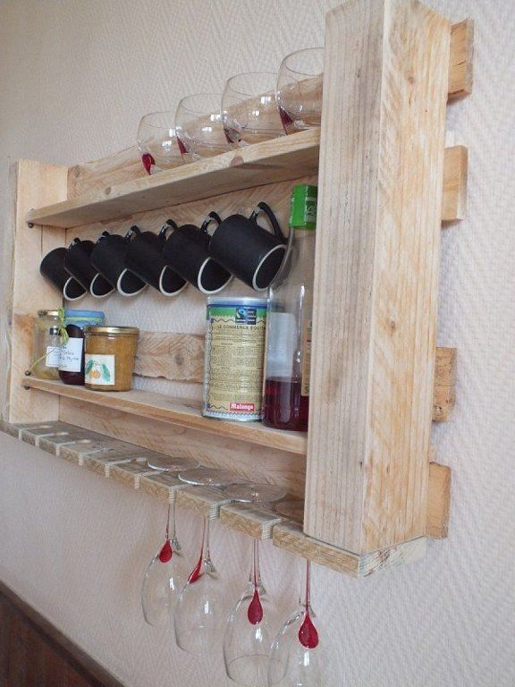 10 Ideas Con Palets Para Amueblar Y Decorar La Cocina The Best DIY