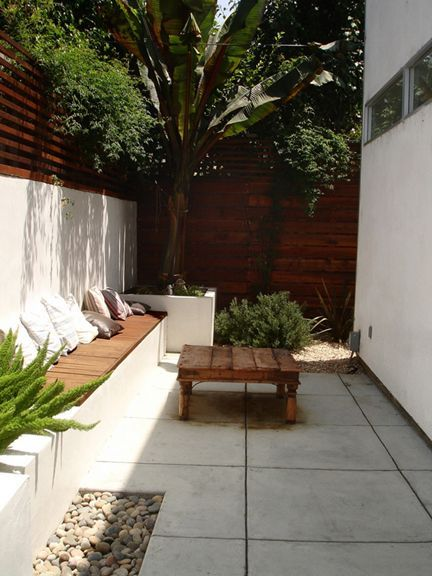 10 Ideas Para Decorar Un Patio Muy Peque O Casa