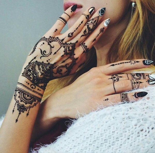 101 Awesome Hand Tattoos That Will Inspire You To Get Inked Indian