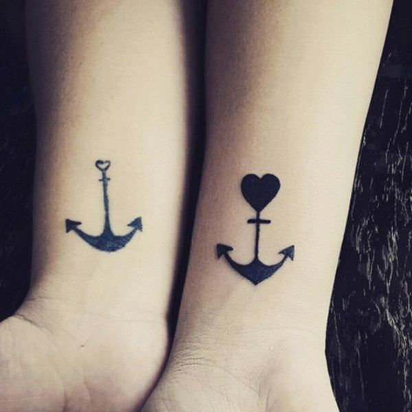 101 Love Tattoos For Small And Original Couples Best