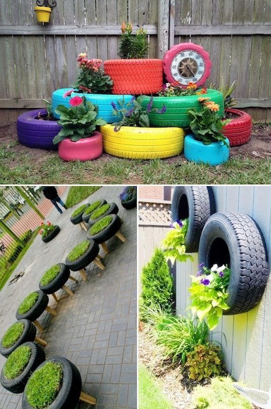 11 Easy DIY Projects For Beautiful Garden 3 ECOL GICO Pinterest