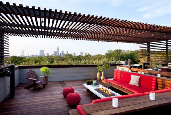 12 Innovative Rooftop Ideas Pinterest Terraza Moderna