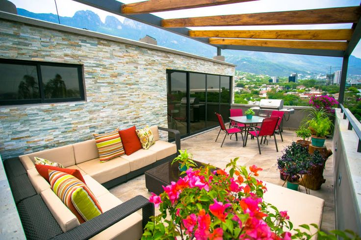 15 Best Terrazas En La Azotea Images On Pinterest Rooftop Terrace