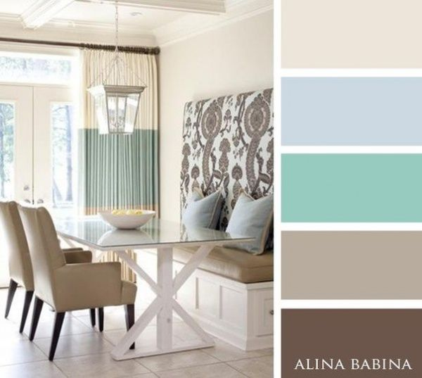 15 Combinaciones Ideales De Colores Para Interiores INTERIOR COLOR
