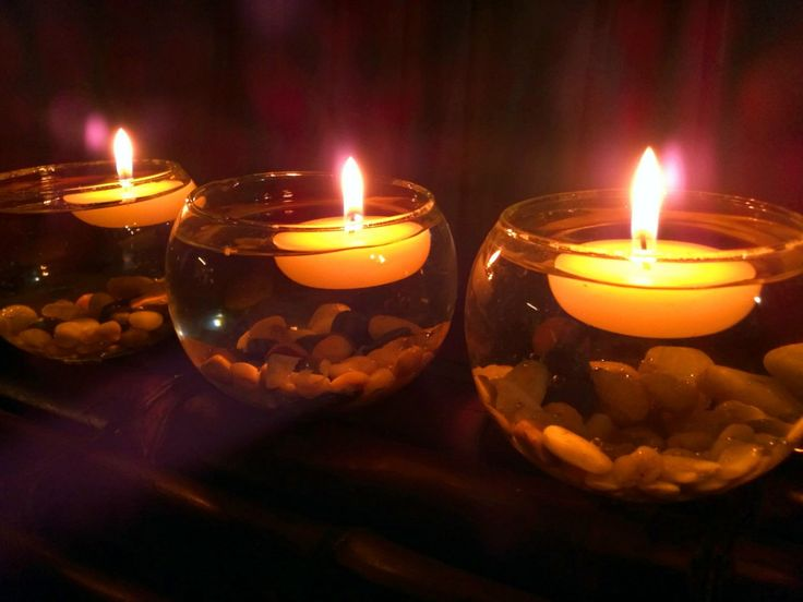 17 Best Images About Velas Flotantes On Pinterest Mesas Diseno Casa