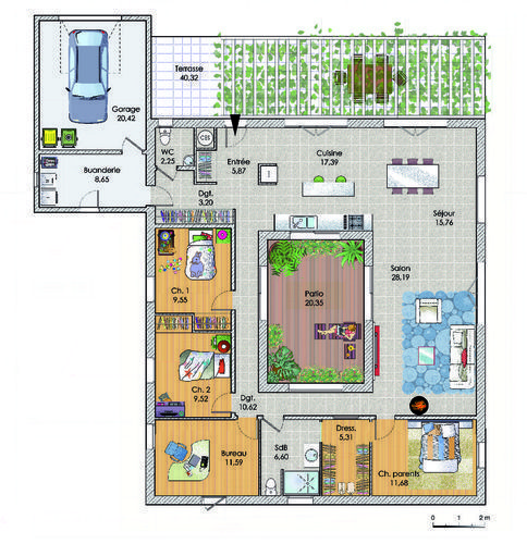 18 Best Plan Maison Id Ale Images On Pinterest Floor Plans House