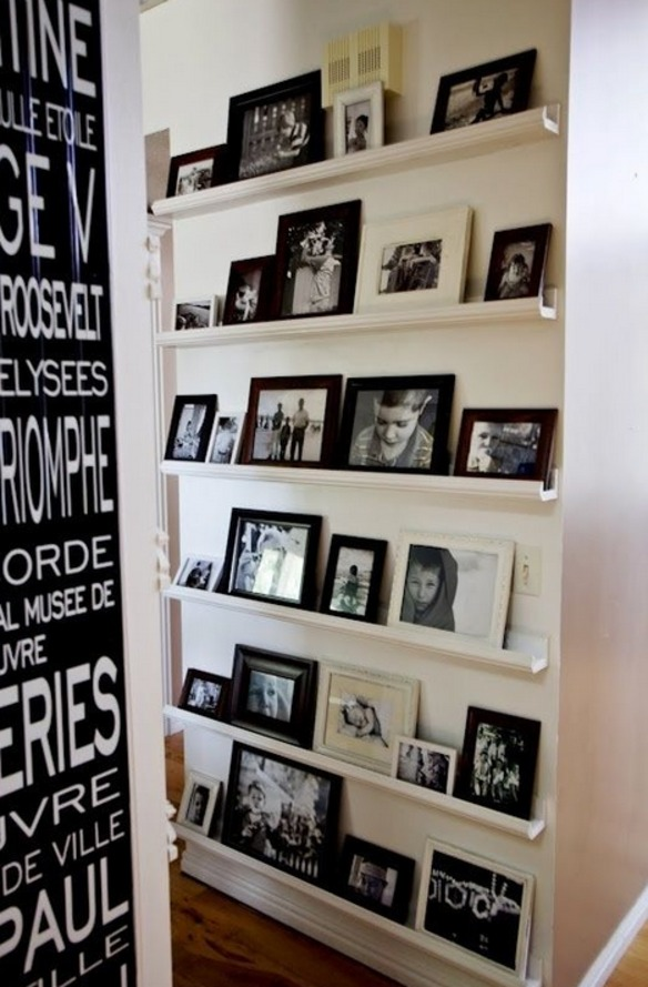 19 Ideas Geniales De Pinterest Para Decorar Con Fotos Cribeo