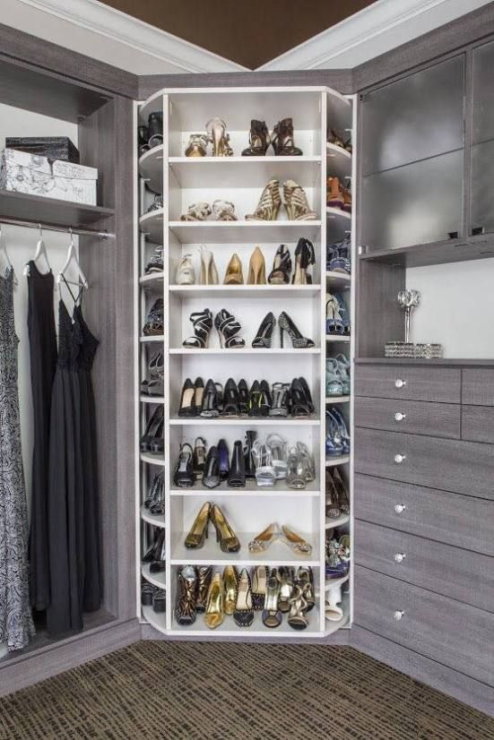 20 Dreamy Walk In Closet Ideas Roperos Y Gabetas Pinterest