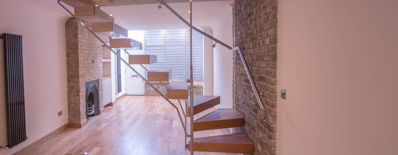 21 Ideas Ultra Modernas Para Escaleras