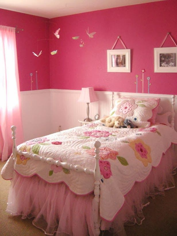 21 Preciosas Habitaciones Para Ni As De Color Rosa Girls Bedroom