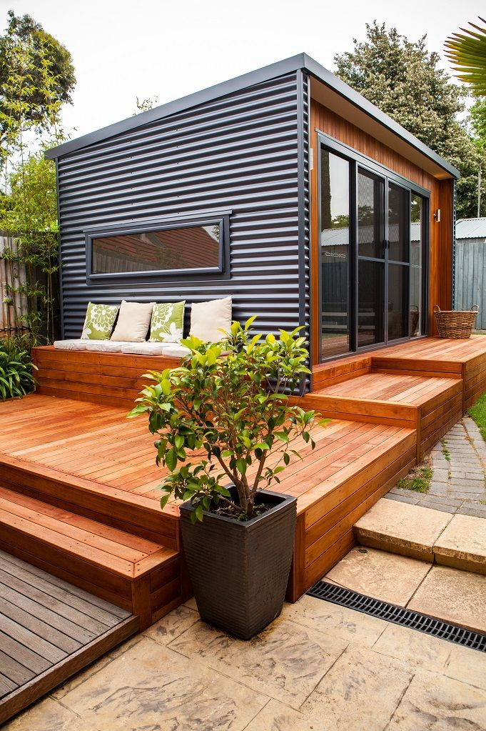 30 Best Small Deck Ideas Decorating Remodel Photos Container