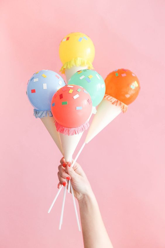 30 Ideas De Decoraci N Con Globos Para Cumplea Os TOP 2018