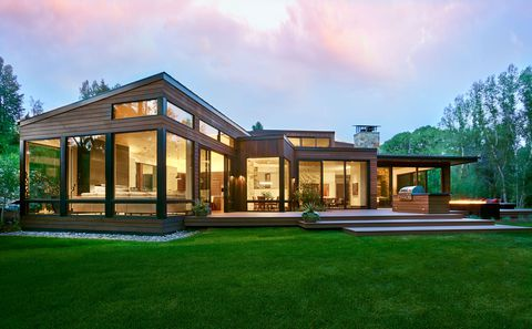 30 Stunning Modern Houses Photos Of Exteriors