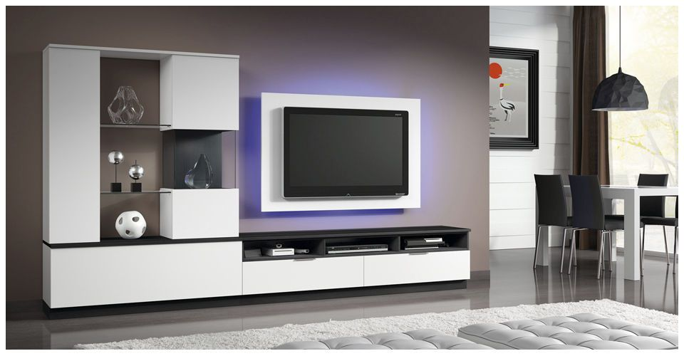 32 Awesome Muebles Para Tv Modernos Images Modulos En 2018