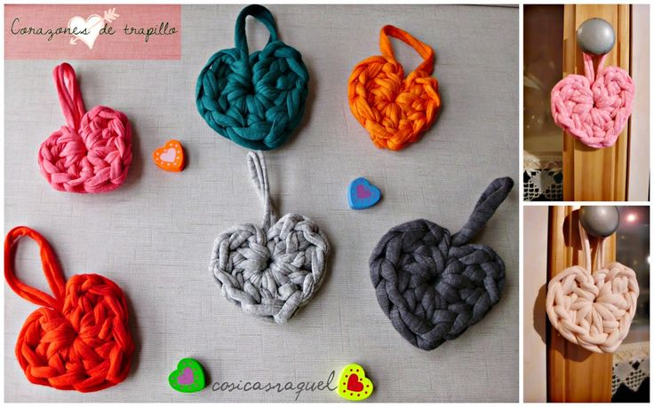 34 Best TRAPILLO Images On Pinterest Crochet