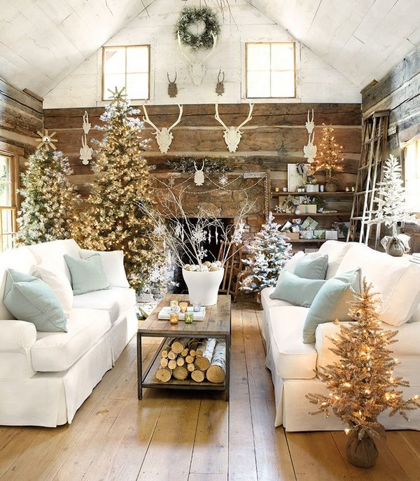 45 Ideas De Decoraci N Navide A Para
