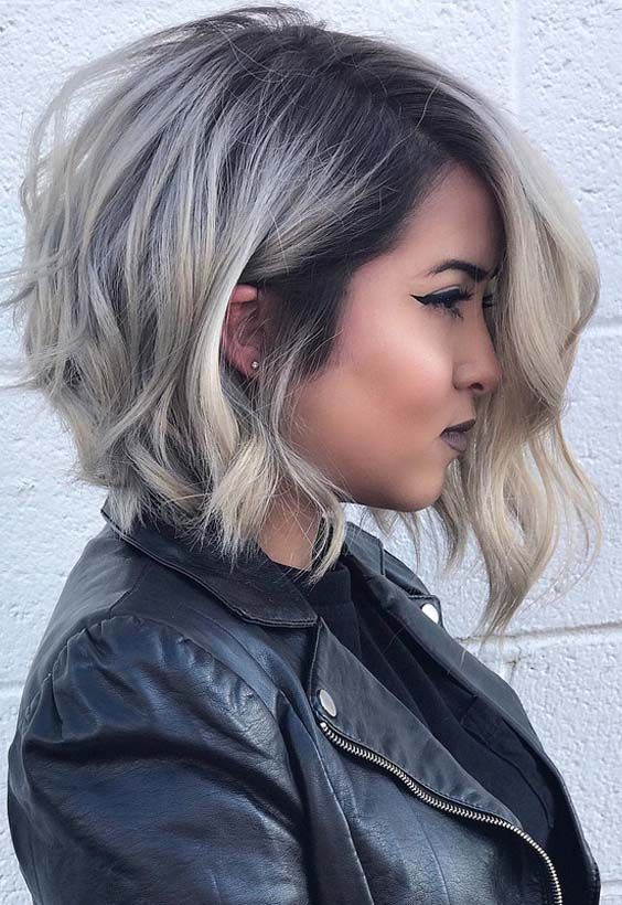 48 Attractive Long Bob Blonde Haircuts For 2018 Hairstyles That My