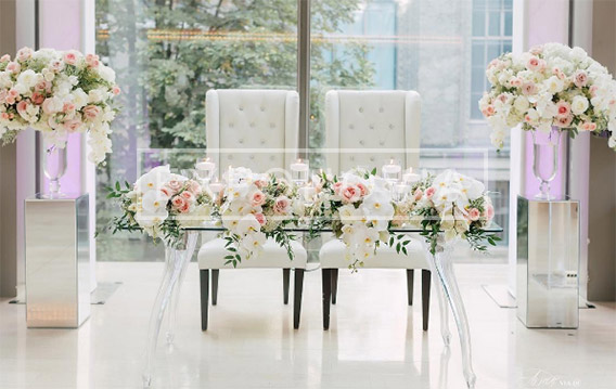 5 Ideas Para La Decoraci N De Mesa Honor Tu Boda ExpoNovia