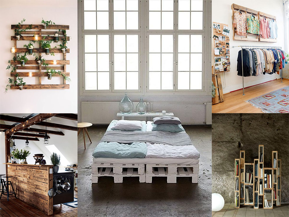 50 Fant Sticas Ideas De Muebles Con Palets Reciclados