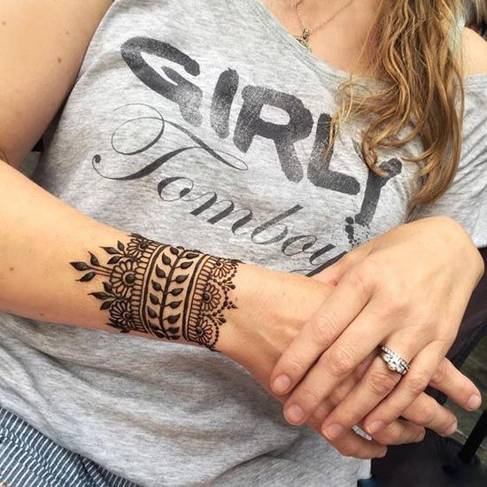 50 Henna Tattoos Designs Ideas Images For Your