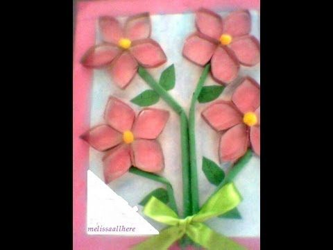 52 Best Flores De Papel Images On Pinterest Paper Flowers Craft