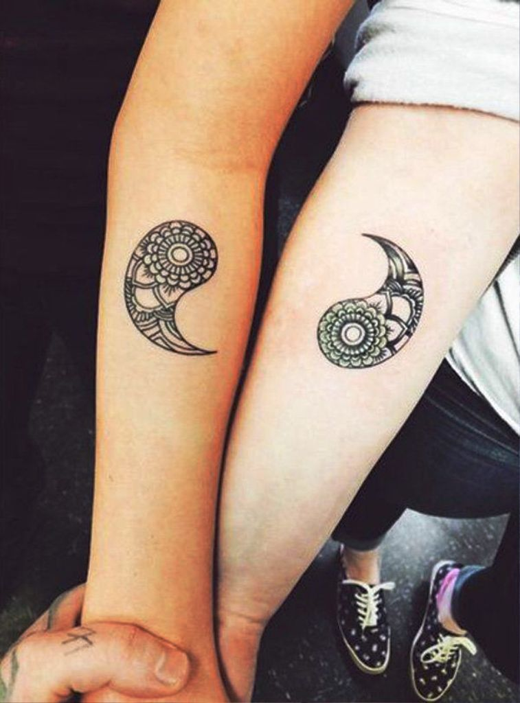 55 Lovely Couple Tattoo Ideas To Show Their Love The World Ink