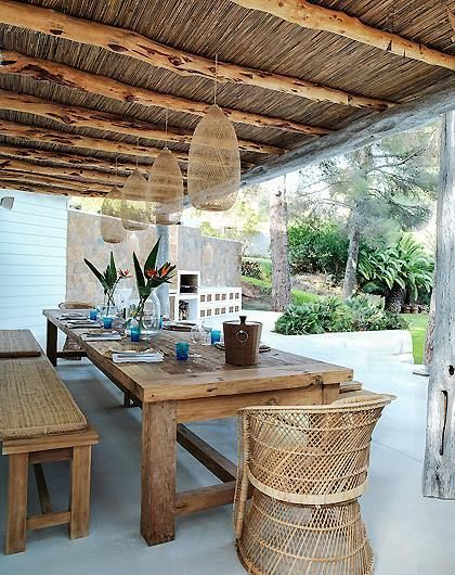 6 Ways To Style Your Outdoor Space En 2018 Patio Pinterest