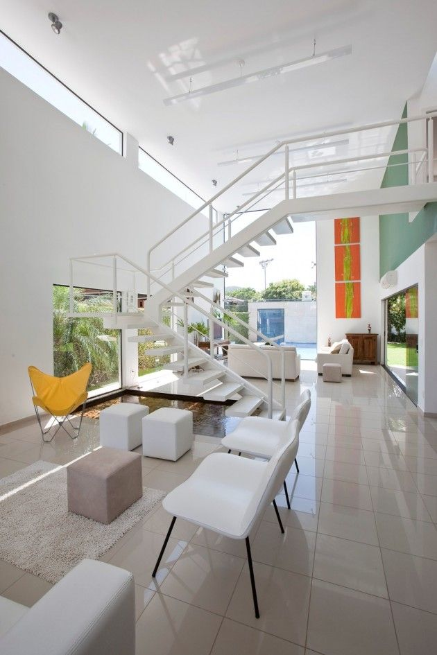 Acapulco House By Flavio Castro CONTEMPORIST Escaleras
