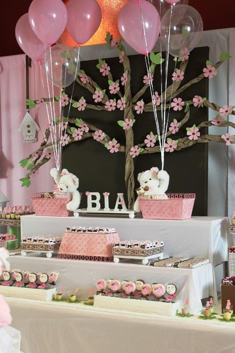 Adornos Para Baby Shower De Nia Ideas