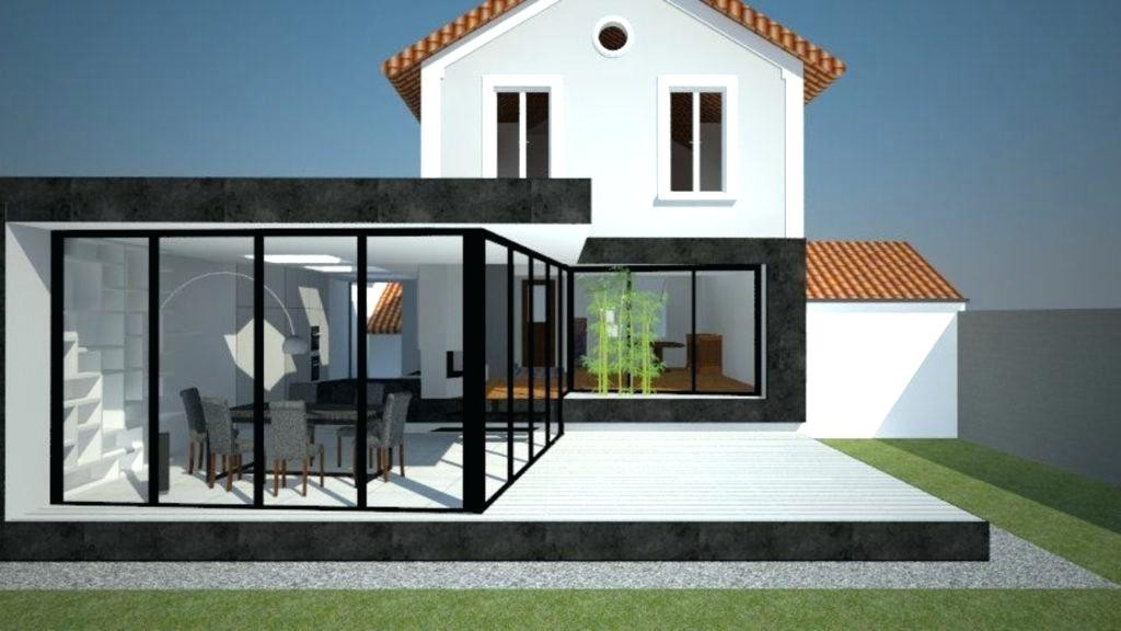 Agrandissement Maison En Kit Extension Bois Autoconstruction Mzaol