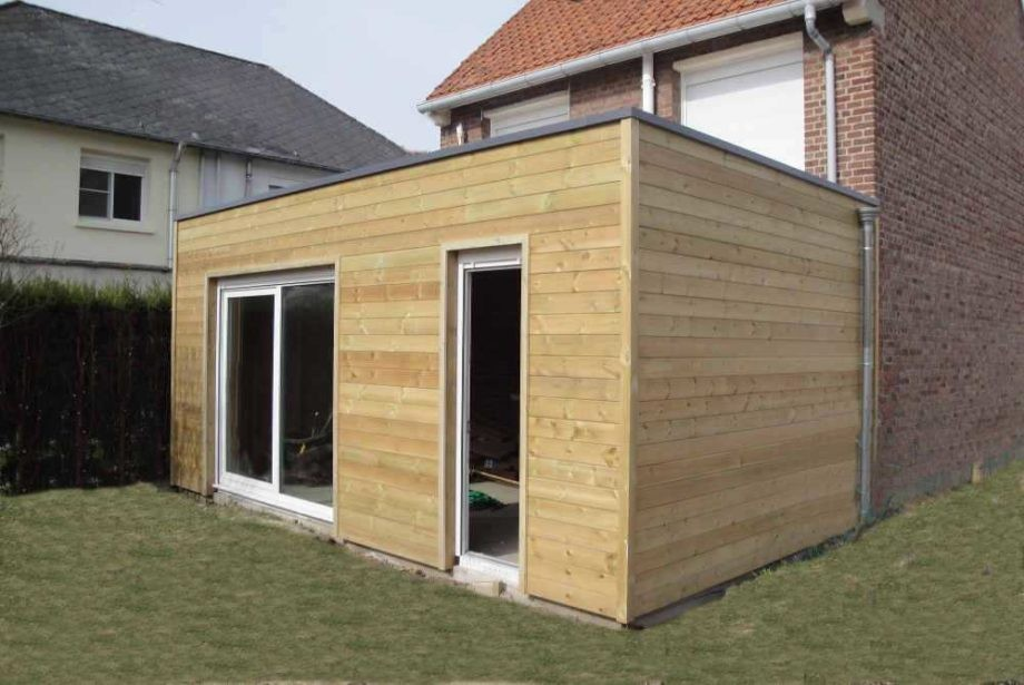 Agrandissement Maison En Kit Extension Garage Good De Tage Et
