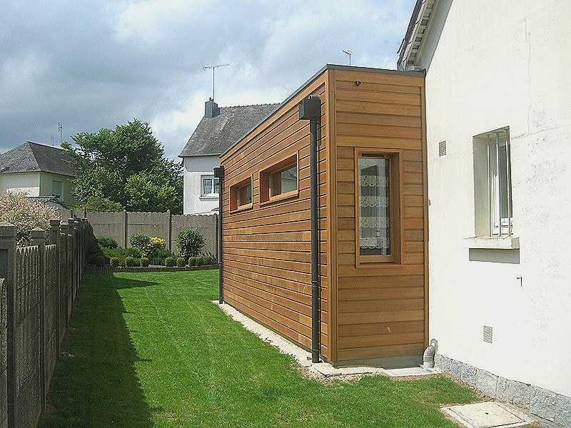 Agrandissement Maison En Kit Extension Prix Au M2 12 Extensions De