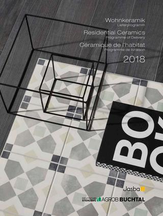 Agrob Buchtal 2018 Residential Ceramics Program By