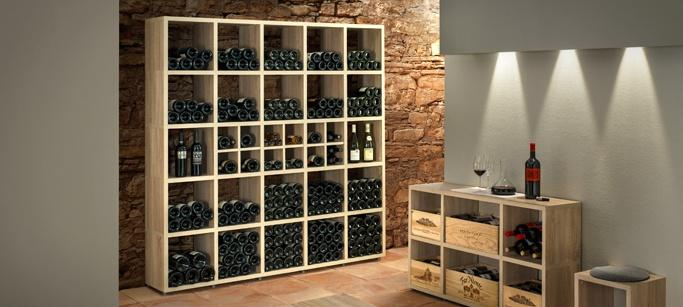 Amazing Amenager Sa Cave A Vin Idees Id Es D Coration Int Rieure