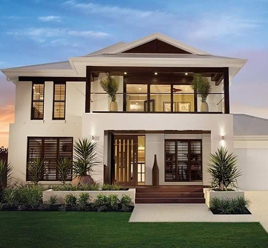 Amazing Modern Home Exterior From Plantation Homes I Love A