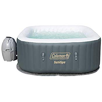 Amazon Com Coleman SaluSpa Inflatable Hot Tub Garden