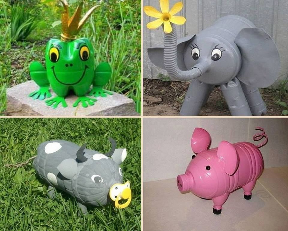 Animales Con Botellas Comederos Pinterest Plastic Bottle