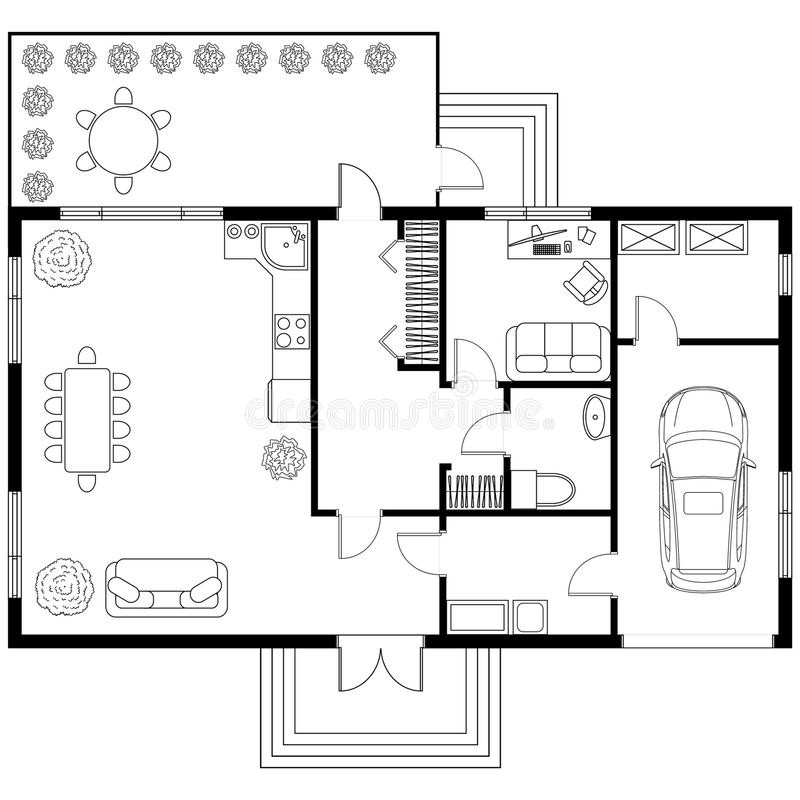 Architecture Plan De Maison 10 Architecte Great Ordinary House 4