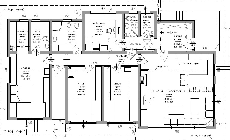 Architecture Plan De Maison Ipsita Co