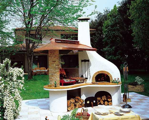 Attractive Barbecue En Pierre Fait Maison 9