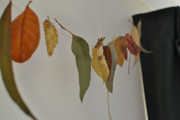 Autumn Leaf Decoration Toddler Activities For
