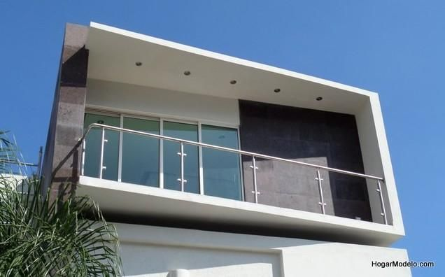 Balcones Modernos Masion Notivity Co