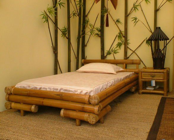 Bamboo Bed Buy Product On Alibaba Com En 2018 Camas