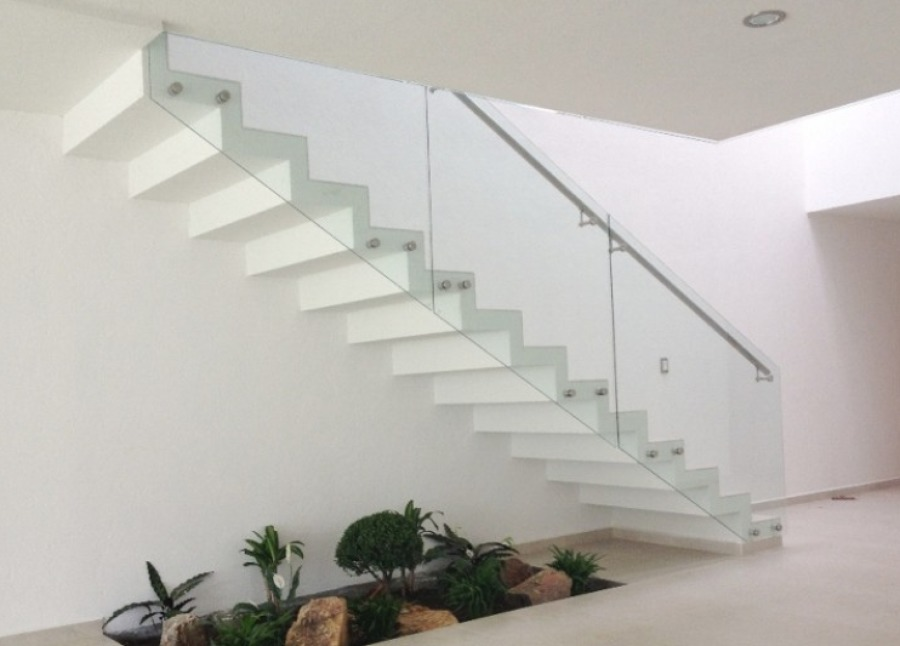 Barandal Escaleras Ideas Para Decorar Con Barandillas Y