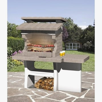 Barbecue Fait Maison Brique En Fashion Designs 1714791 Un Au Moindre
