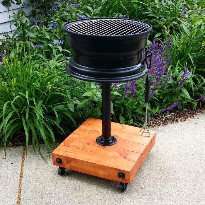 Barbecue Fait Maison Brique Frais 8 Best Garden Images On Pinterest