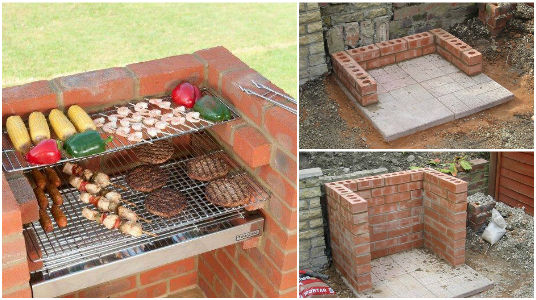 Barbecue Fait Maison Design Apsip