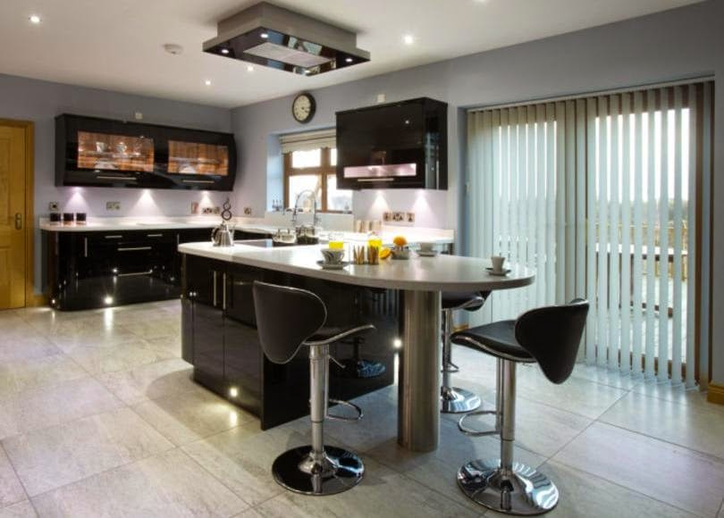 Barras De Cocina Dise O Moderno 50 Ideas Of