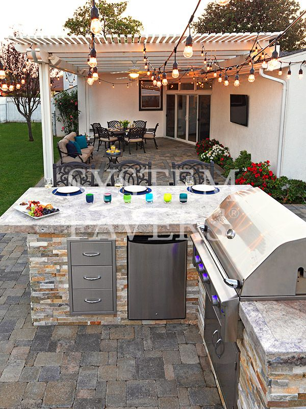 Bbq Island Outside In 2018 Pinterest Hogar Cocinas And