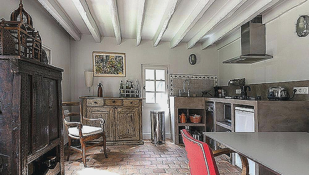 Beautiful Decoration Maison Ancienne Interieur Idees Id